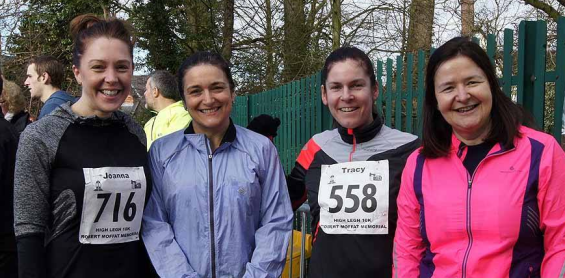 High Legh 10K 2016 Runners