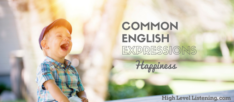 Common English Expressions on Happiness