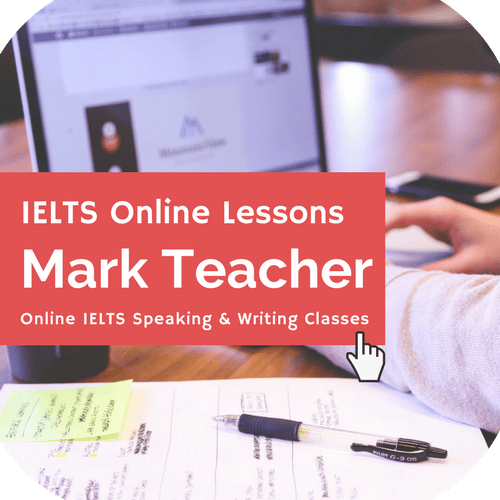 Mark Verbling Online IELTS Teacher