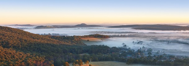 0V2A0131.Dawn at Mount Jellore, Nattai National Park