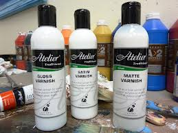 Atelier Interactive Artists Acrylic paints