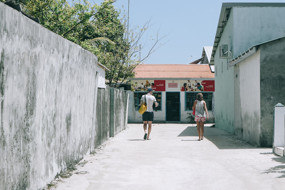 เที่ยว มัลดีฟส์ แบบประหยัด MALDIVES Thoolusdoo island