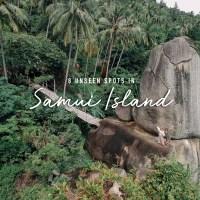 รีวิว เกาะสมุย แบบคนคูล ขับจิ๊ปรอบเกาะ ดำน้ำ แวะจุดชมวิวสวยๆ | Unseen KOH Samui