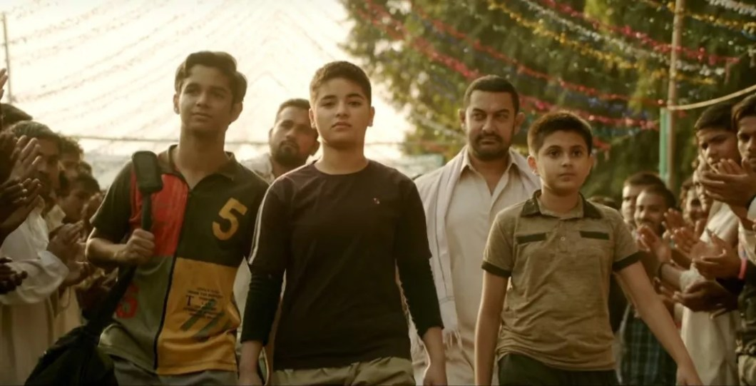 Image result for dangal 2016