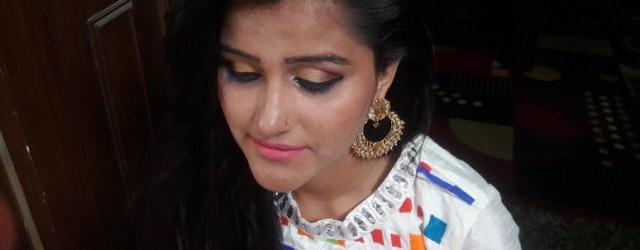 Light Makeup Look for Coming Festivals