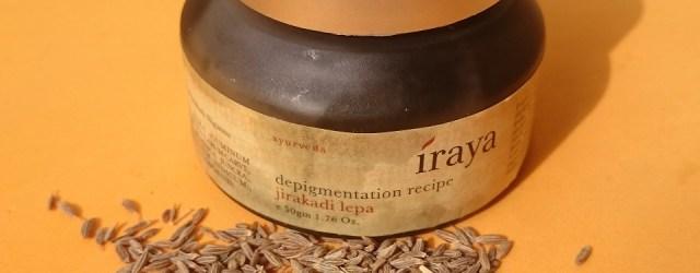 iraya depigmentation recipe jirakadi lepa