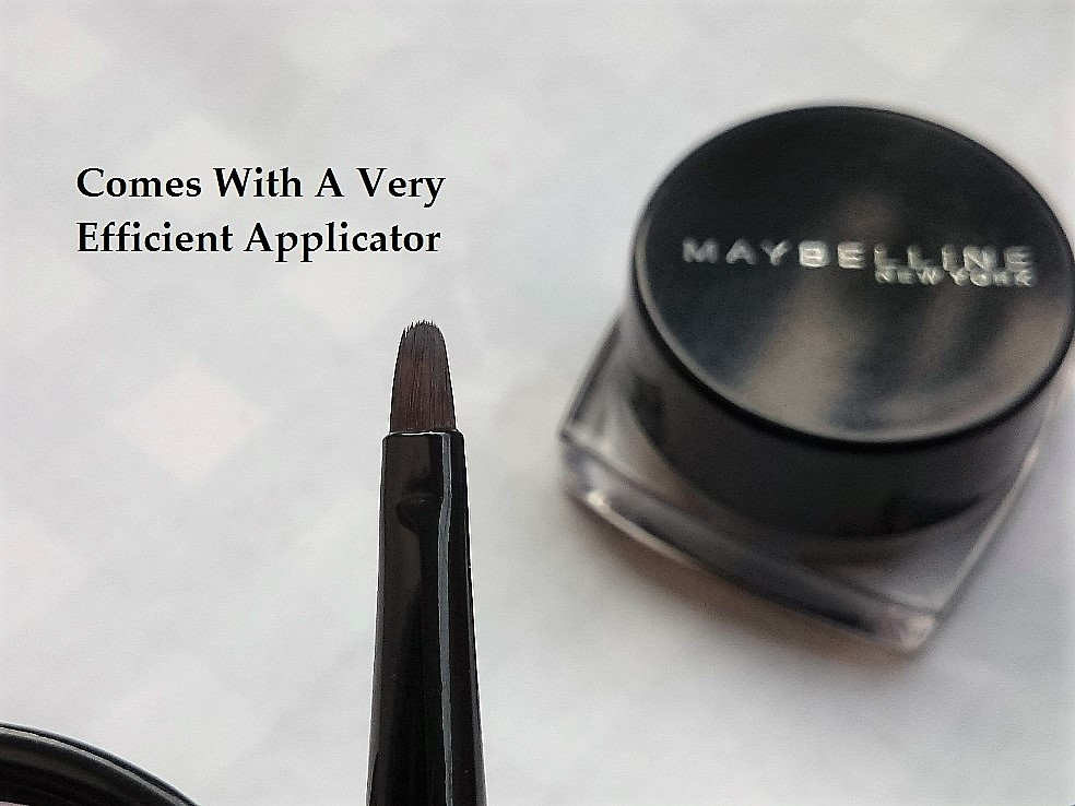 maybelline gel liner black 5