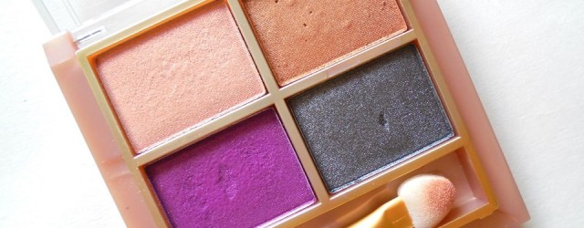Lakme 9 to 5 Eye Color Quartet in Silk Route