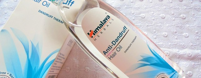 Himalaya Herbals Anti-Dandruff Hair Oil