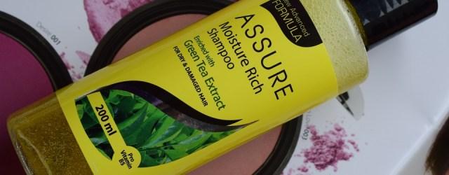 ASSURE Moisture Rich Shampoo (3)