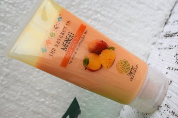 the nature's co mango body wash
