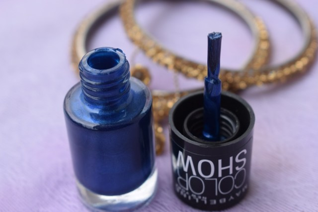 Maybelline Color Show Nail Enamel Ladies Night 006 (6)