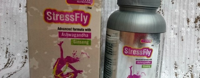 Zenith Nutrition StressFly Vegetarian Capsules