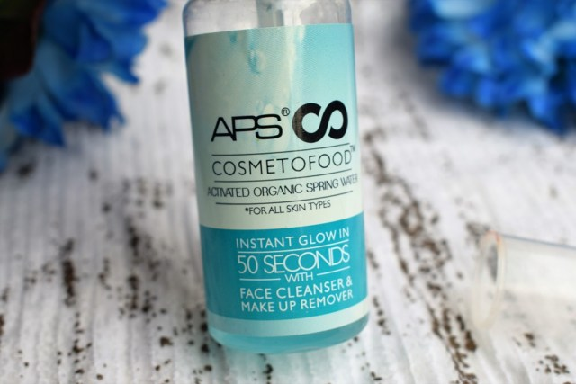 APS Cosmetofood Activated Organic Spring Water (5)
