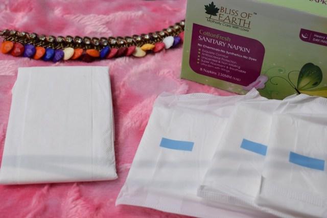 Bliss Of Earth CottonFresh Sanitary Napkin (7)