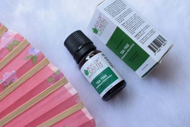 Bliss Of Earth Tea Tree Oil (2)