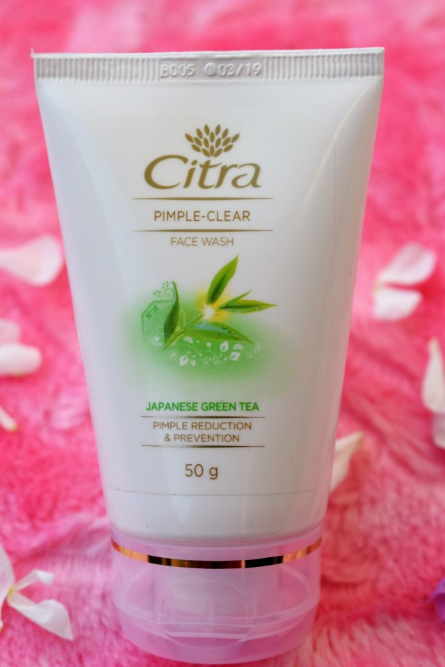 Citra Pimple-Clear Face Wash (3)