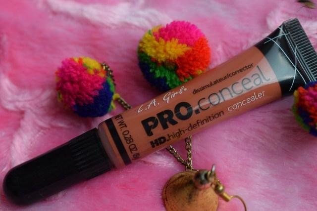 L.A. Girl Pro Conceal HD Concealer - Orange Corrector (5)