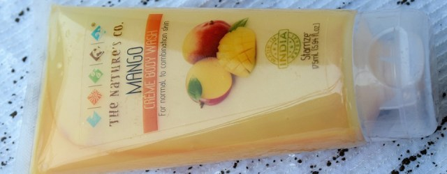 The Nature's Co Mango Creme Body Wash (5)