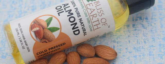Bliss Of Earth 100% Pure Natural Almond Oil