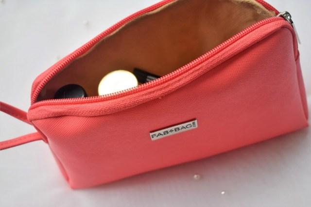 Fab Bag July 2017 - The Bag