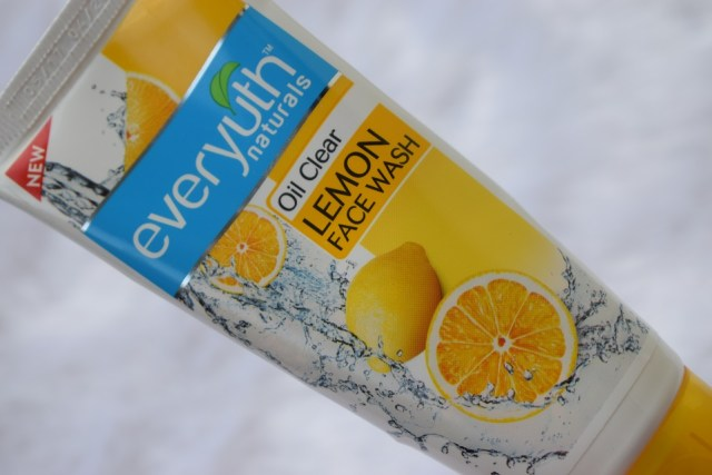 Everyoth Oil Clear Lemon Face Wash