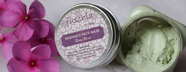 Fuschia Radiance Berry Blend Face Mask (4)