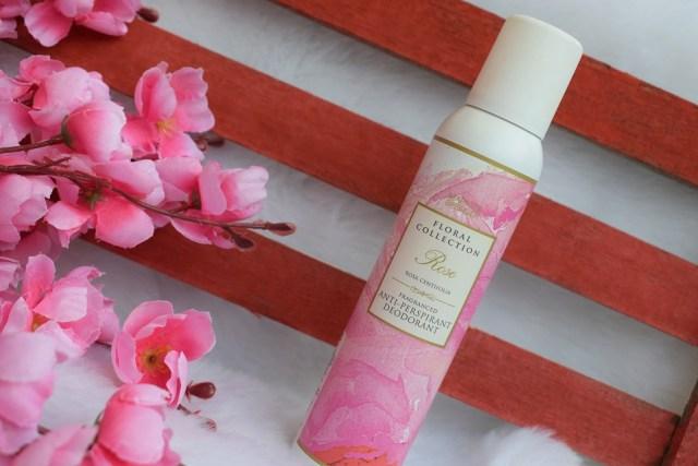 Marks & Spencer Floral Collection AntiPerspirant Deodorant Rose (2)