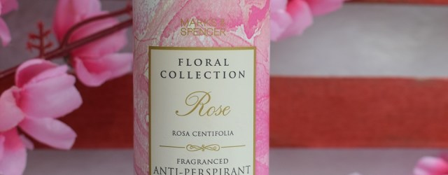 Marks & Spencer Floral Collection AntiPerspirant Deodorant Rose