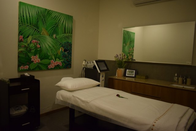 TAF - Massage Rooms