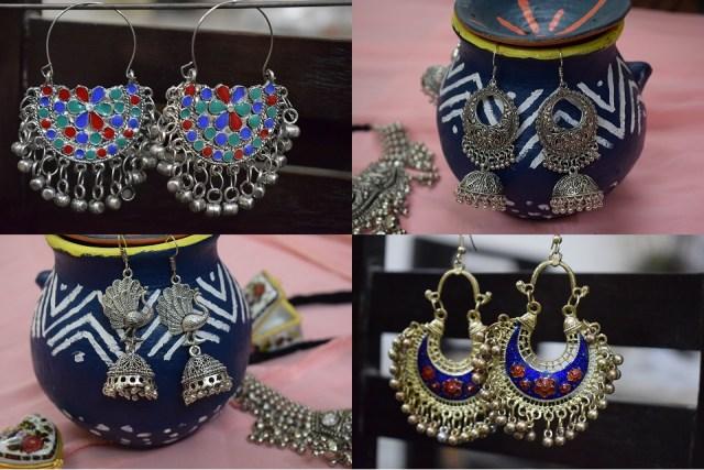 Shopping Haul - Earrings