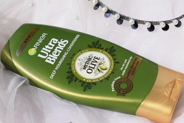 Garnier Ultra Blends Mythic Olive Deep Nourishing Conditioner (5)