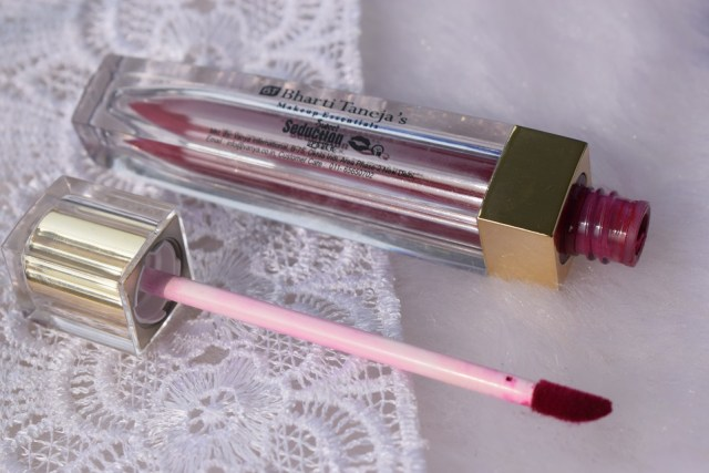 Bharti Taneja Makeup Essential Sweet seductive Lipstick - Packaging