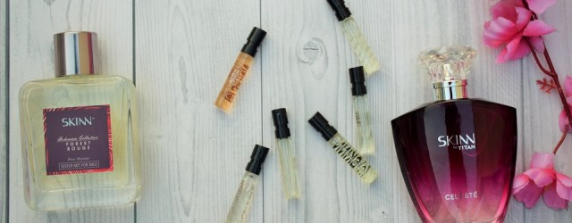 Skinn Titan & Ajmal Perfume