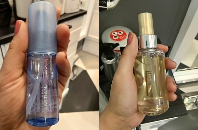 Sebastan Liquid Gold Serum & SP Luxe Oil