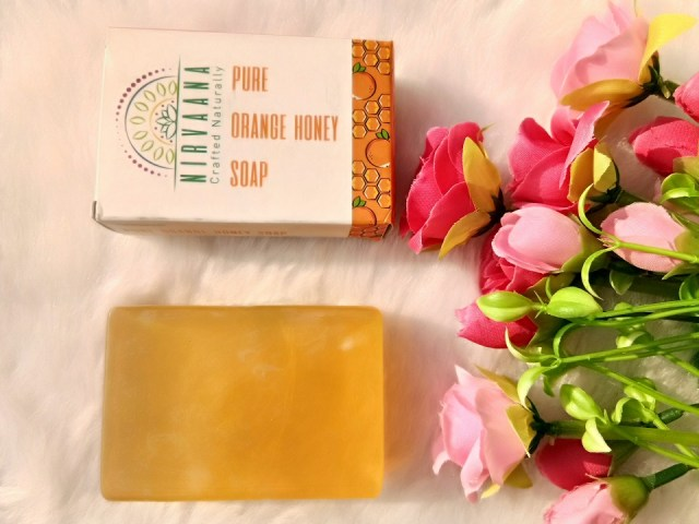 Nirvana Handmade Soap - Orange Honey