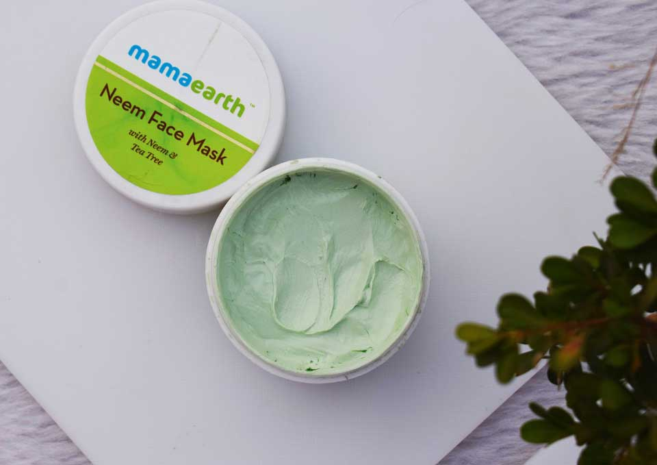 Mamaearth C3 Face Mask Vs Neem Face Pack High On Gloss