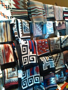 Navajo rugs up for auction.