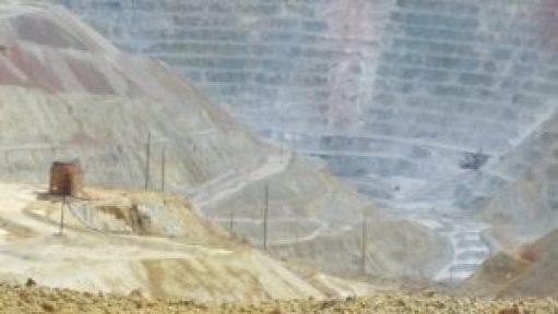 Chino Mine near Silver City, NM.