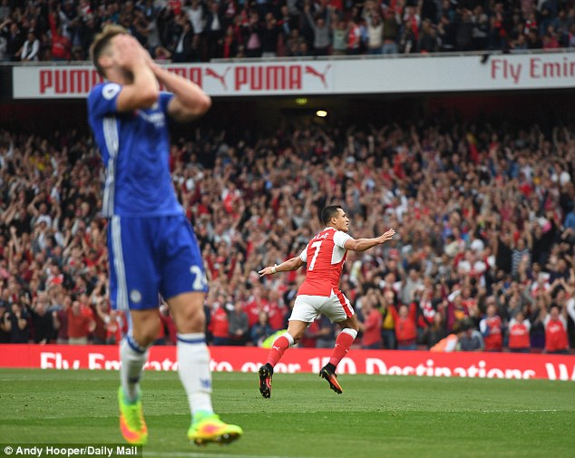 Arsenal 3-0 Chelsea: Arsenal Dazzles Chelsea Exposed
