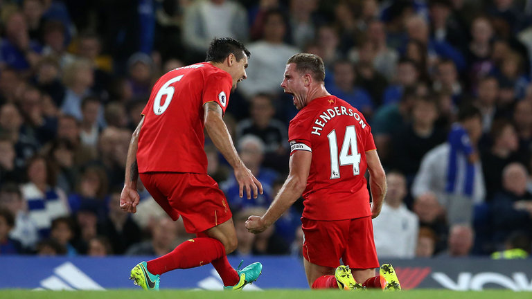 Chelsea 1-2 Liverpool: Henderson stunner wins it