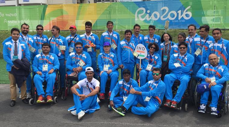 India At Rio Paralympics 2016