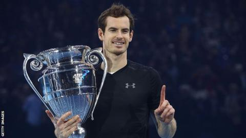 Andy Murray Overcomes Djokovic To Retain Top Spot