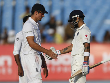 India vs England First Test: An Even Battle