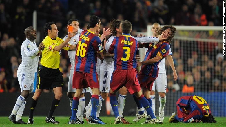 El Clasico : The Rivalry