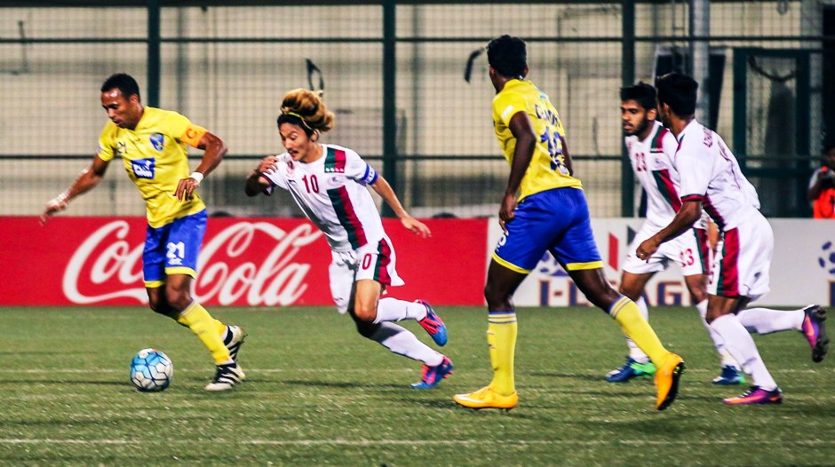 Mumbai FC Struggle As Locals Shine, Imports Fail