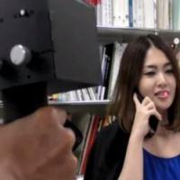 Japanese Invent Silence Ray Gun, The Speech Jammer.