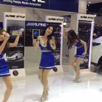 Auto Show Models banned for being Too Hot, or was it the Dancing?…