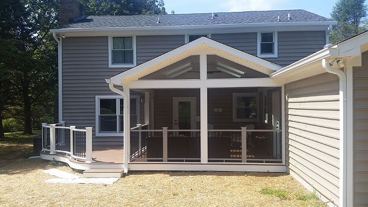 Howard County Home Improvement Contractor Our Project Gallery