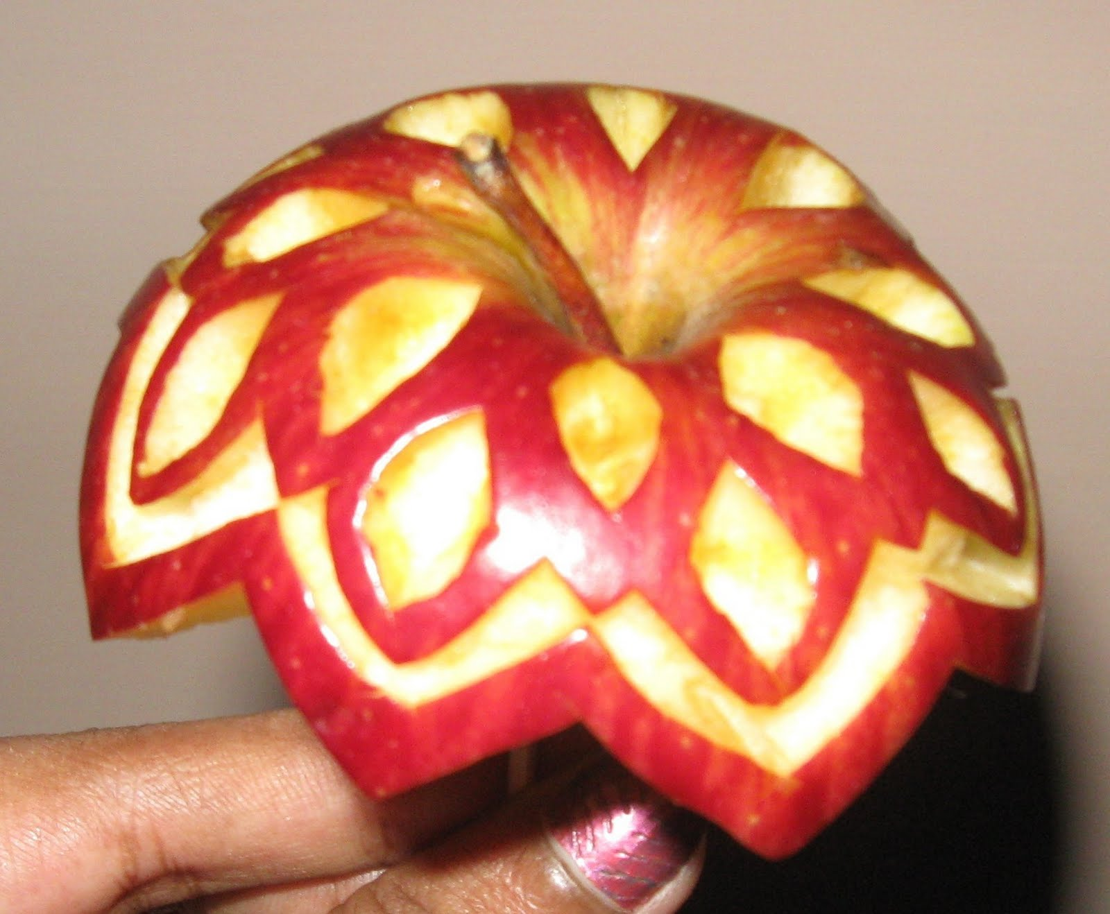 Creative Ways To Slice Cut And Carve Apples These Are